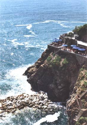 Via Dell Amore Bei Riomaggiore In Der Cinque Terre